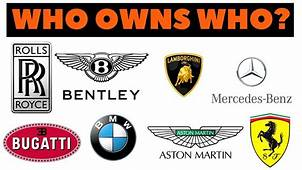 Which Automaker Company Owns Your Favorite Car Brand You