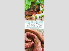 dry rub for sirloin steaks_image