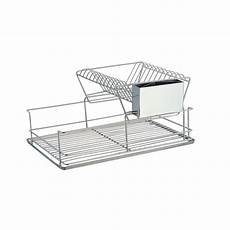 Bakeey Dish Drying Rack Stainless Steel by Home Basics Stainless Steel 2 Tier Dish Rack Dr30245 The