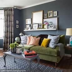 wohnzimmer grün grau grau blaue wand im wohnzimmer in 2019 wand und farbe