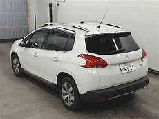 peugeot 2008 reimport buy import peugeot 2008 2015 to kenya from japan auction