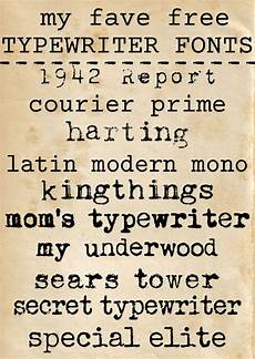 ecriture special instagram free typewriter fonts for personal or commercial use