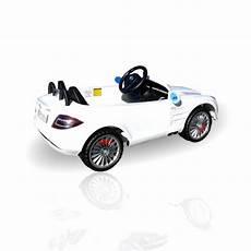 kinder auto elektrisch kinderauto elektrisch mercedes slr mit fernbedienung und