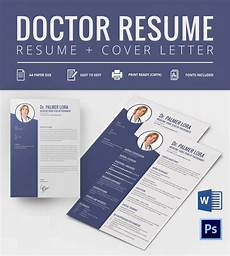 doctor resume templates 15 free sles exles format download free premium templates