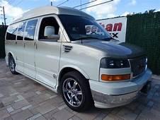 Gmc Savana Explorer Ltd Luxury Van Pictures