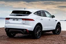 2019 jaguar e pace review autotrader