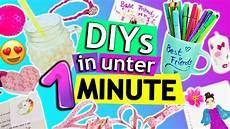 Diys In Unter 1 Minute 10 Ideen Gegen Langeweile Zum