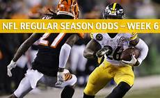 pittsburgh steelers vs cincinnati bengals 2005 nfl steelers vs bengals predictions picks odds preview