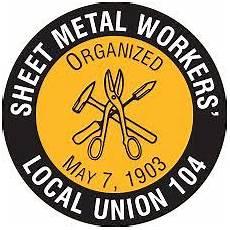 sheet metal local 10 sheet metal workers local 104 rebate izmirian roofing
