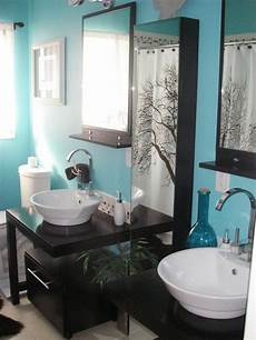 Aqua Bathroom Decor Ideas by Colorful Bathrooms From Hgtv Fans Hgtv