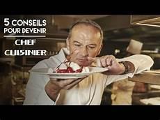 5 Conseils Pour Devenir Chef Cuisinier