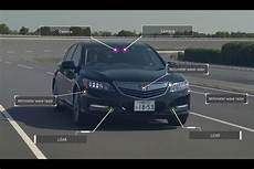 honda self driving car 2020 self driving honda sets 2020 as target for highly