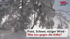 Vier Tipps Gegen Das Frieren Berliner Morgenpost