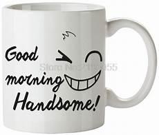 Gelas Mug Ajaib morning handsome cool mug white coffee mugs in mugs