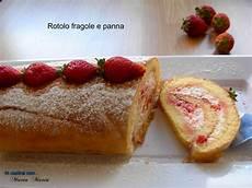 rotolo fragole e panna bimby rotolo fragole e panna ricetta facile in cucina con marta maria