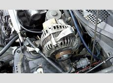 How to Change Honda Civic Alternator 92 00 (Overview