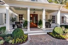 southern house plans with porches porch southern living magazine featured builder