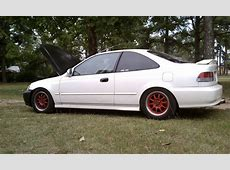 2000 Honda Civic SI For Sale   Clanton Alabama