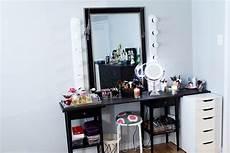 Des Trucs De Rangement Pour Organiser Maquillage Le