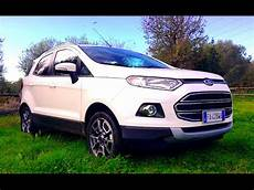 new ford ecosport 2016 test drive