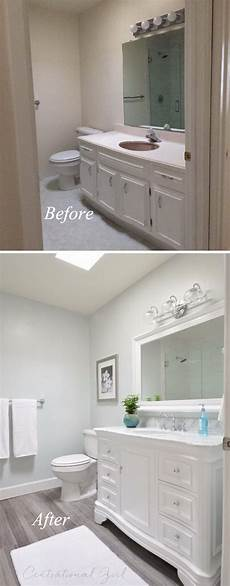 Bathroom Before And After Modern by Before And After 20 Awesome Bathroom Makeovers Hative