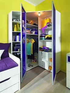 eckkleiderschrank kinderzimmer jugendzimmer mit eckschrank komplett