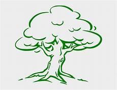 Malvorlagen Easy Baum Umriss Malvorlagen Blumen Clipart Kostenlos Oak
