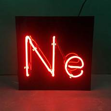 Picture Of Neon Element