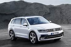 Vw Tiguan Lang - volkswagen tiguan xl and coupe due to expand suv family