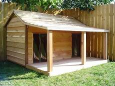 duplex dog house design hondenhok hondenhok buiten