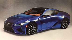 If Youre Waiting For A Lexus LC F Patience May Be