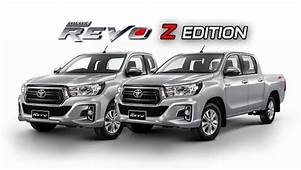 Toyota Hilux Revo Z Edition 24 M/T Exporter Export