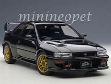 AUTOart 78604 SUBARU IMPREZA 22B STi UPGRADED VERSION 1/18