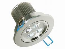 Spot Led Rond Encastrable 5w Dimmable Blanc Chaud Led Cree