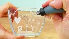 Glas Selbst Gravieren - diy geschenkidee glas gravieren f 252 r die beste freundin