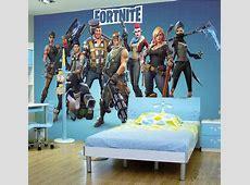 FORTNITE ROYAL GAME Wallpaper Mural Photo Children Kids