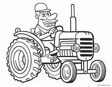 Malvorlagen Auto Industry Free Printable Tractor Coloring Pages For