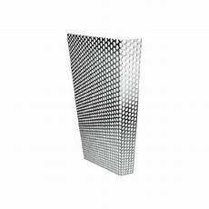 grille antirongeur alu isolation fa 231 ade 120x40mm 2 5m
