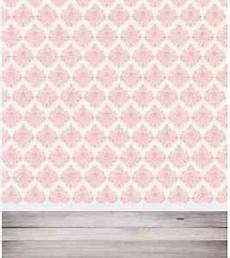 5x7ft Pink Wall Wooden Floor Photo by 5x7ft Light Pink Damask Wall Wooden Floor Photo Studio