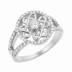 celtic wedding ring white gold diamond celtic knot engagement ring at irishshop com