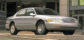 1999 Lincoln Continental Review