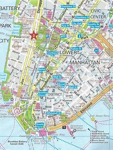 marco polo new york city map by marco polo