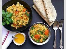 khichadi  mixed rice and lentils_image