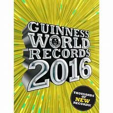 Guinness World Records 2016 Walmart