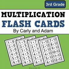 3rd grade math flash cards printable 10786 528 best images about math resources on multiplication and division equation and