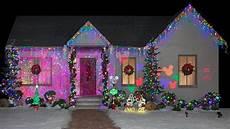 décoration noel extérieur disney lights popsugar home