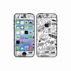 Jual Garskin Iphone 4 4s 5 5s 6 6s 6 Plus Motif Playlist
