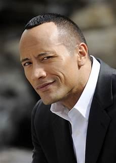The Rock Dwayne Johnson - dwayne the rock johnson hairstyle hairstyles