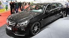 Mercedes Binz E Class Limousine Exterior And