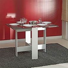 table à manger pliante symbiosis 2050a2198x00 contemporain table pliante avec 2
